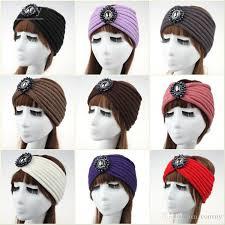 cheap headbands womens soft warm headbands winter crochet yarn wrap