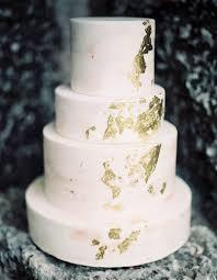 wedding cake gold 30 glamorous gold leaf wedding cakes weddingomania