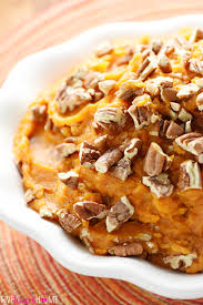 cooker sweet potato casserole