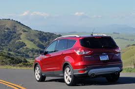 Ford Escape Recall - 2013 ford escape recalled for fire risks motor trend wot