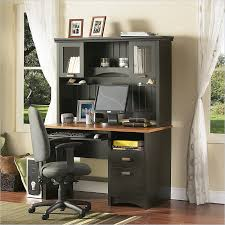 Compact Computer Desk With Hutch Computer Desk With Hutch