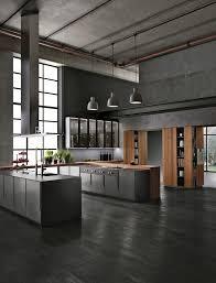 Italian Kitchen Cabinets  Modern And Ergonomic Kitchen Designs - Modern italian interior design