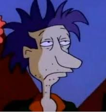 Tired Meme Face - tired stu rugrats know your meme