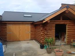 shows and small cabins british log cabins