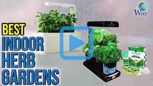 Herb Planter Indoor Top 7 Indoor Herb Gardens Of 2017 Video Review