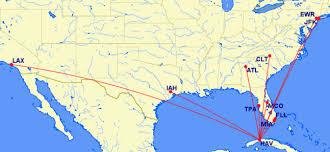 Havana On Map The Dot U0027s One Big Mistake In Awarding Havana Cuba Flights To Us
