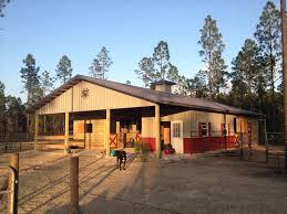 Horse Barn Builders In Florida Woodys Barns Home