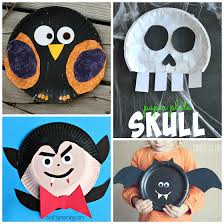 Craft Ideas For Kids Halloween - halloween kid craft paper ye craft ideas