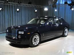 rolls royce blue 2004 blue velvet rolls royce phantom 18514500 photo 3 gtcarlot