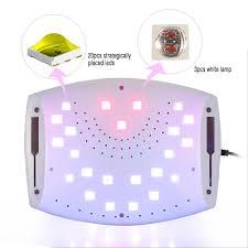 48w sun pro professional led uv nail lamp led nail light nail