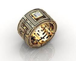 ring for men ring men 3d printable model cgtrader