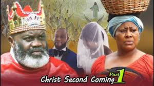 christ second coming part 1 latest nigerian trending cinema