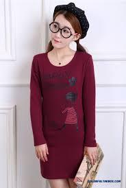 cheap women u0027s clothing plus thick velvet medium long bottoming