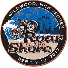 roar to the shore motorcycle rally wildwood nj