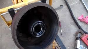 big brake thursday isuzu drum brakes youtube