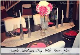 day table decorations simple day decor idea table decor ideas