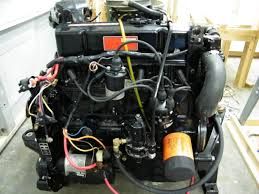 running inboard engine out of boat 1986 mercruiser 140 page 1