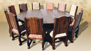 Large Dining Room Ideas Captivating Large Round Dining Room Table Seats 12 Decor Ideas At