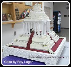 square wedding cakes square wedding cake