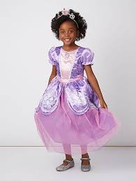 sofia the dress disney sofia the fancy dress costume kids george
