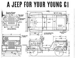 jeep bed plans pdf free to download these print ready vintage plans to build not one