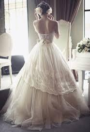 dress wedding lace tulle skirt princess wedding dresses lace