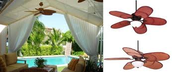 Indoor Tropical Ceiling Fans With Lights Best Indoor Outdoor Ceiling Fans Reviews Tips For Choosing