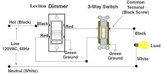 lovable wiring a 3 way dimmer wiring diagram images database