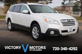subaru outback diesel used cars and trucks longmont co 80501 victory motors of colorado