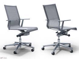 fauteuil de bureau gris siège de bureau stick epoxia mobilier