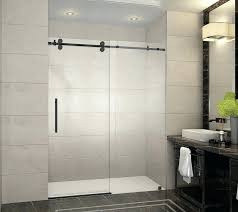 Single Frameless Shower Door Frameless Shower Door Glass Shower Doors Icedteafairy Club