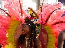 Playing Carnival In Grenada Caribbean Sealife Carnival Om