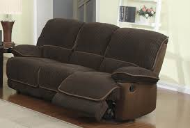 making a case for a reclining loveseat with console u2014 stereomiami