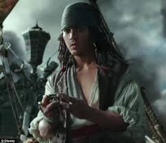 how to create a captain jack sparrow pirate costume jack sparrow as a young pirate in new pirates trailer daily mail