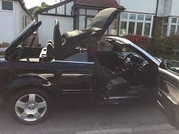 2003 audi a4 1 8t cabriolet convertible 5 seats black color 53 reg