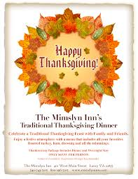 thanksgiving dinner flyer template food flyer