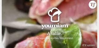 youmiam le nouveau réseau social pour les amoureux de la cuisine