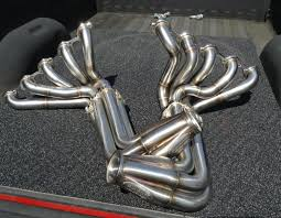 Dodge Viper Headers - bbg g5 tuning and performance packages