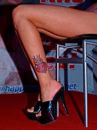 lower leg tattoos most beautiful leg tattoos gallery pinterest
