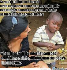 Research Meme - college research paper logic by theoneandonlyprince meme center