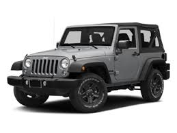 jeep wrangler prices by year jeep prices nadaguides