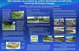 native plants of new jersey rain gardens as a means to control stormwater run off at the