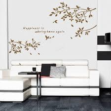 removable wall sticker decal branch birds art decals mural diy