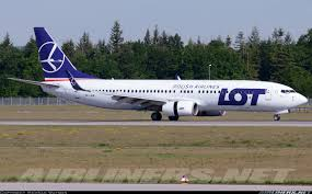 boeing 737 89p lot polish airlines polskie linie lotnicze