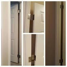 Swing Door Hinges Interior Non Mortise Hinge Ideal For Interior Door The Decoras Jchansdesigns