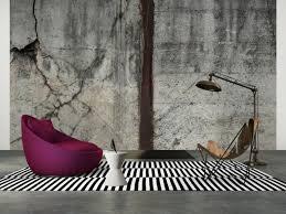 tapete wohnzimmer kreative 3d tapete graue farbe im modernen wohnzimmer mit tollen