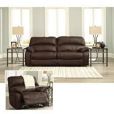 rent to own ashley furniture zavier sofa u0026 recliner set