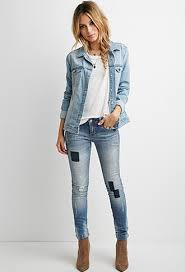 Distressed Low Rise Forever 21 2000179764 I Like Distressed Low Rise Forever 21 2000179764 I Like