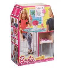 barbie dining room set barbie dining room furniture mattel futurartshop