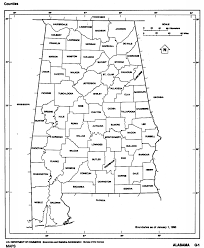 Black And White United States Map by Alabama Outline Maps And Map Links